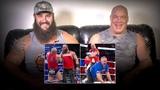 WBSOFG Kurt Angle &amp Braun Strowman rewatch 2017's Raw vs. SmackDown Survivor Series battle WWE Playback