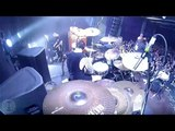 SEPULTURA@Troops of Doom-Eloy Casagrande-Live in Poland 2015 (Drum Cam)