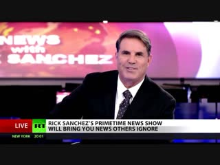«CNN, Fox News и NBC считают истину относительной»: новый ведущий RT America Рик Санчес — о работе в мейнстримных медиа