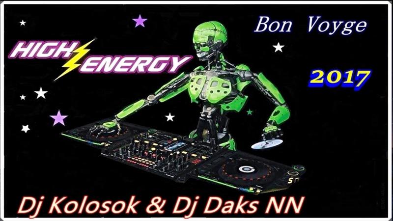 D J KOLOSOK - Bon Voyage! 2017 - DJ Daks NN = Special Mix AFP SC2 promodj com