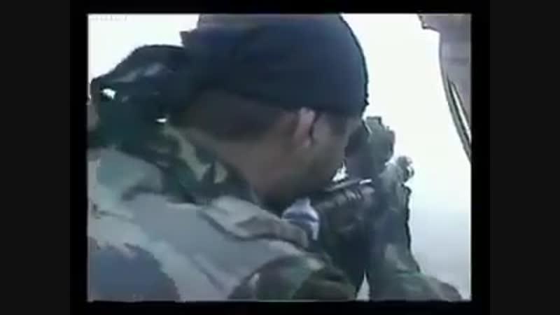 Страшные кадры войны в Чечне.Я вернусь....._ВЕЧНАЯ ПАМЯТЬ ПОГИБ ( 240 X 320 ).mp4