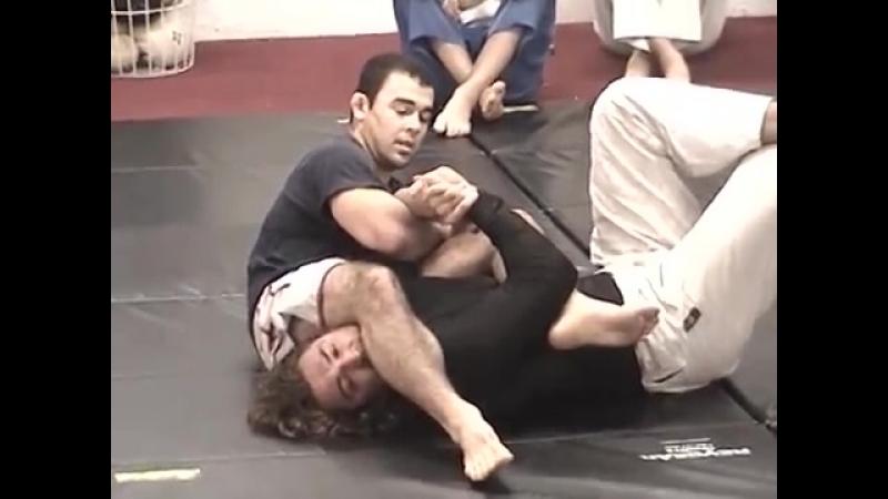 Marcelo Garcia VS Andrei Arlovski
