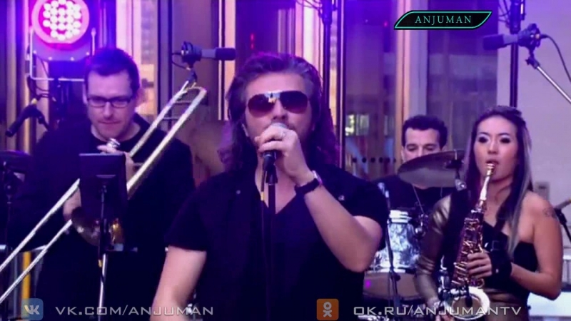 Мансур = ФАКАТ БЕ ХОТЕРЕ ТУ Mansour = Faqat Be Khotere To (Live) 2018