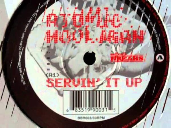 Atomic hooligans-servin it up