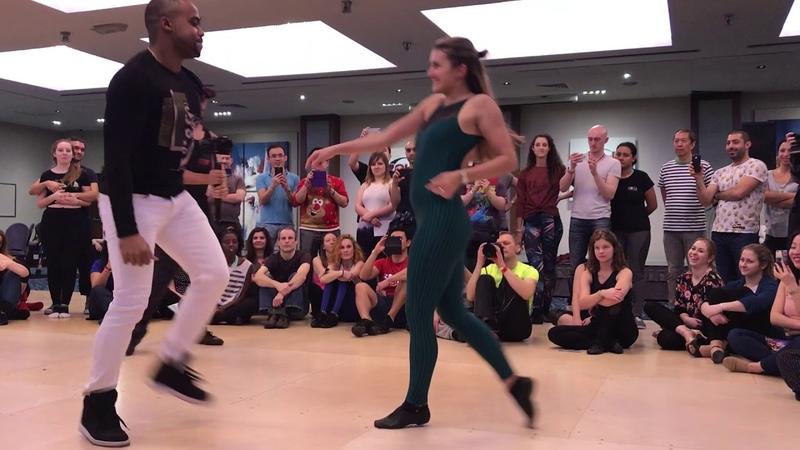 Carlos and Natasha Zouk Fest 2018 - Basic Counter Balance
