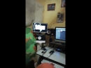 рабочий процесс на студии