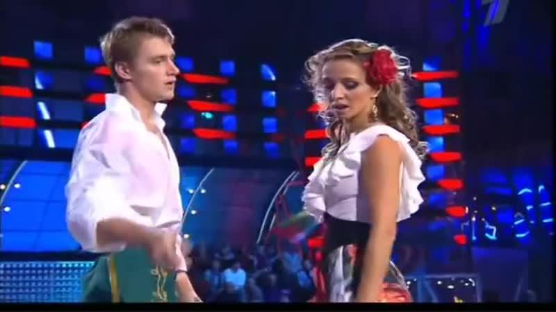 Татьяна Навка - Алексей Воробьев ( ВиаГра) Сумасшедший
