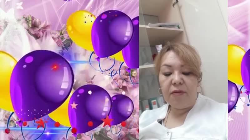 подарок маме на день рождения с видео поздравлениями