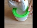 Диетический трехслойный кекс из одного теста