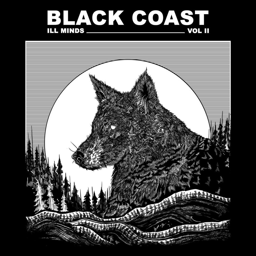 Black Coast - Ill Minds, Vol. 2 [EP] (2019)