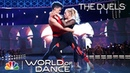 Charity Andres: The Duels - World of Dance 2018 (Full Performance)