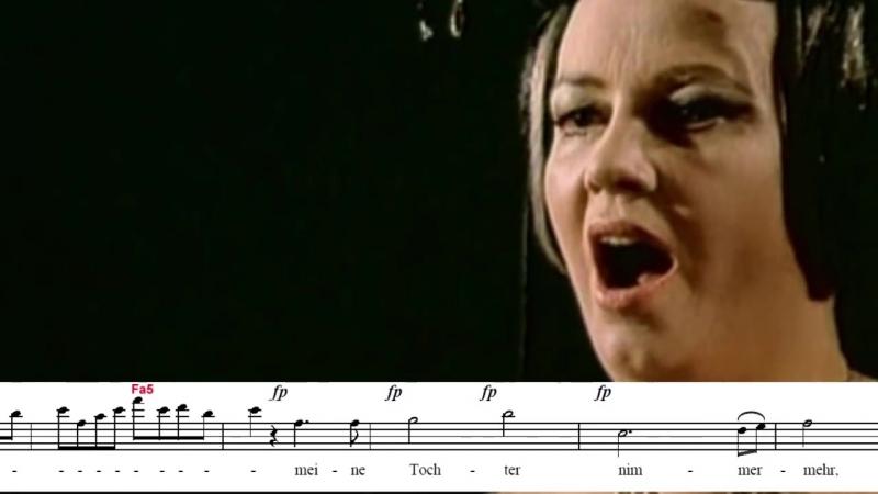 Cristina Deutekom_ Der hölle rache. Die Zauberflöte. La flauta mágica. W. A. Moz