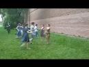 Шотландские танцы у Кремля