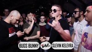 RAP WAVE LEAGUE [BPM]: BUGS BUNNY VS. SLEVIN KELEVRA (Отборочный баттл)