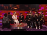 181012 BTS meet Graham!! @ The Graham Norton Show