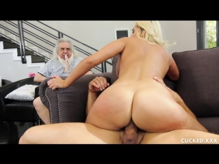 [Cucked] Athena Palomino Gets Some Cock Therapy (cuckold, sexwife, hotwife, porn, sex, порно, секс, xxx)