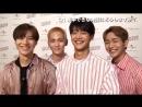 180815 Abema TV SHINee Taemin Minho 2min