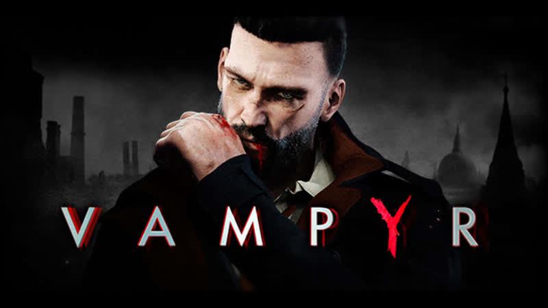 VAMPYR All Cutscenes (Game Movie) 2