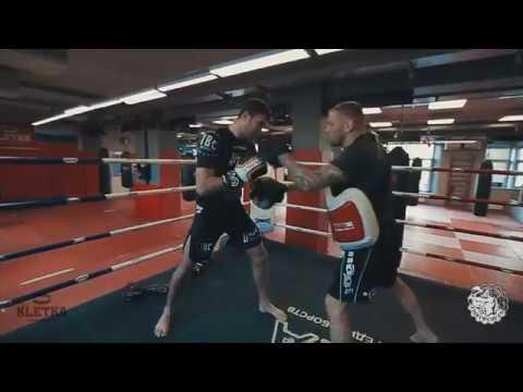 Увеличение выносливости рук в Боксе и Тайском боксе Артем Лев Левин и Андрей Басынин