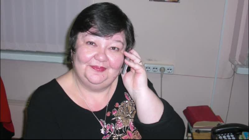 Библиотекарь Елена Еронько