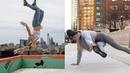 Красивая СПОРТИВНАЯ девушка и ее ТРЕНИРОВКИ Gina Marie фитнес мотивация