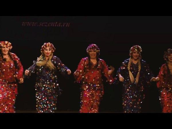 Группа Alfee boosa. Гала концерт Raks al malak Novosibirsk.