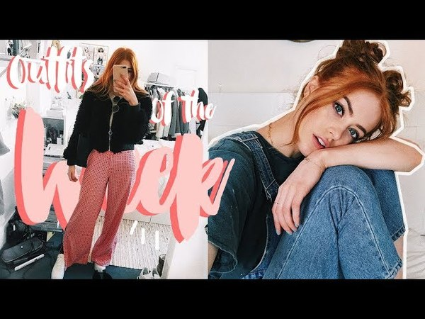 WHAT I WORE THIS WEEK! | MsRosieBea