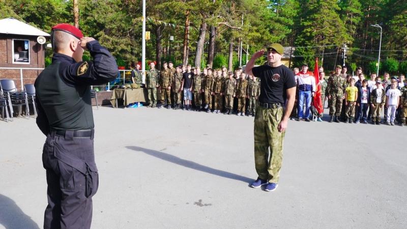 День Спецназа г Новосибирск 2018