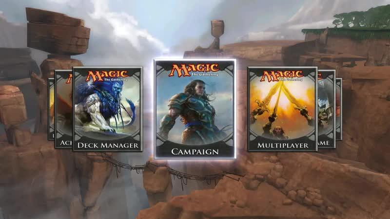 MTG duels 2012 часть 6 - Нисса Рэвэйн и Гидеон Джура (5 части нет, вините вк, оно не желает его принимать)