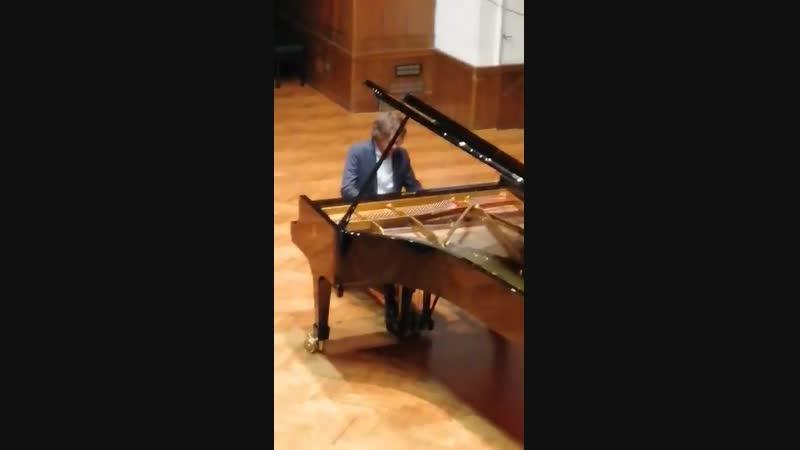Lukas Debargue Nocturne in C minor, Op. 41/1