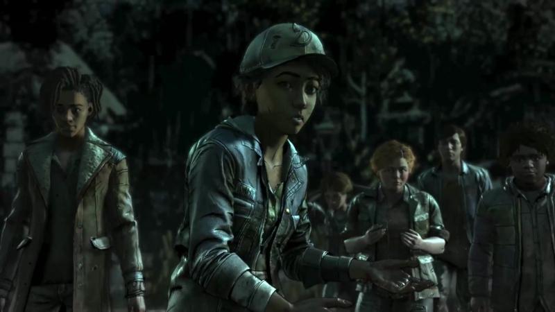 Тизер финального эпизода The Walking Dead для Comic Con