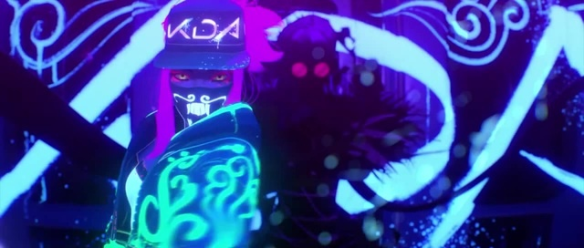 K/DA - POP/STARS (ft Madison Beer, (G)I-DLE, Jaira Burns) | Official Music Video - League of Legends · coub, коуб