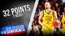POR - GSW | Stephen Curry (32 pts.) Highlights
