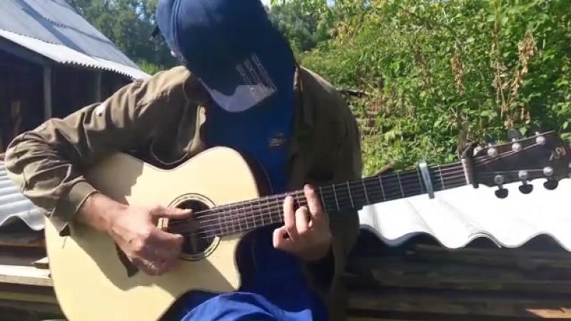 Деревенский парень лабает на гитаре | Nah Neh Nah.mp4