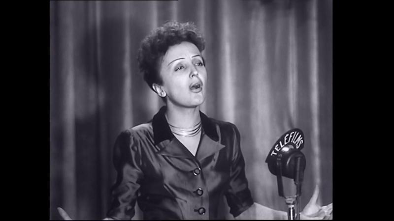 Edith Piaf. Le concert idéal. Идеальный концерт, в котором собраны лучшие выступления великой Эдит Пиаф за 1952-1963 годы.