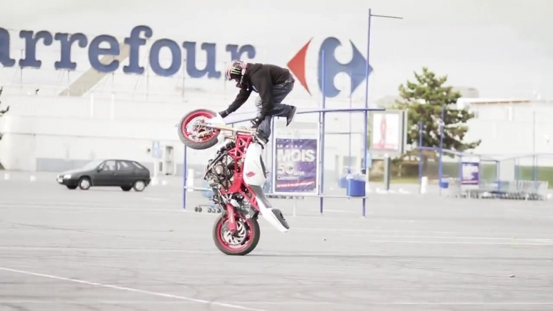 STUNTER 13 PROJECT STYLE 2 feat Oga