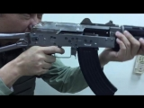 BOLT AIRSOFT AK AEG with Recoil