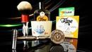 💈 Бритье лучшим станком от компании Timeless Razor .68 , Alpha Brush T-400, Fine, Gillette 7 O'clock