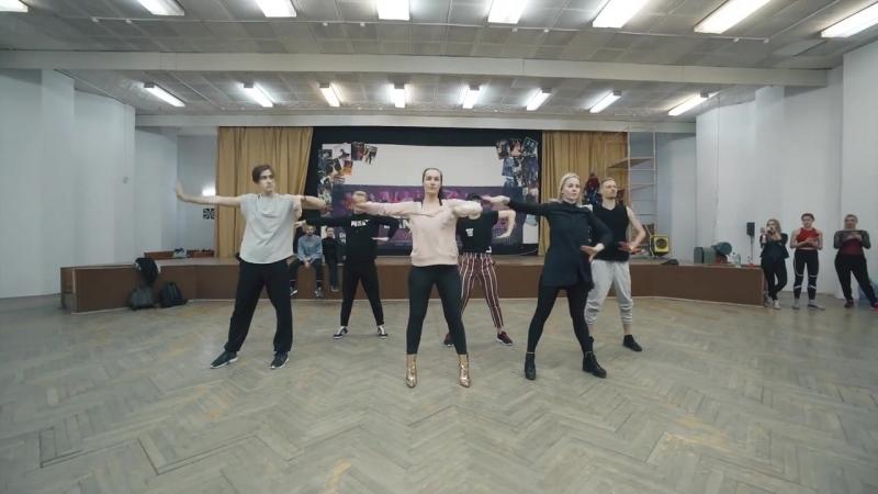 Mini Arms Choreo by Amplituda Bonchinche / Vogue workshops / Minsk