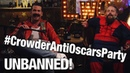 UNBANNED Full Oscars Live Stream Released Louder With Crowder