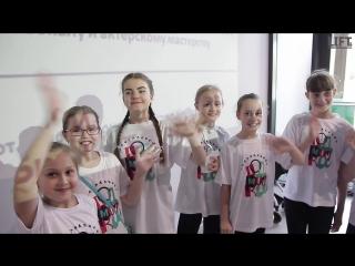 Репортаж LIFT TV. Благотворительный Фестиваль детского творчества #МАРКЕРФЕСТ2018 в ИКЦ