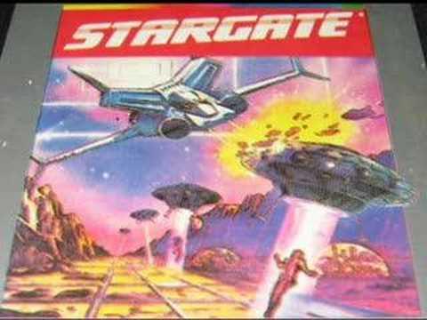 Classic Game Room - STARGATE for Atari 2600 review