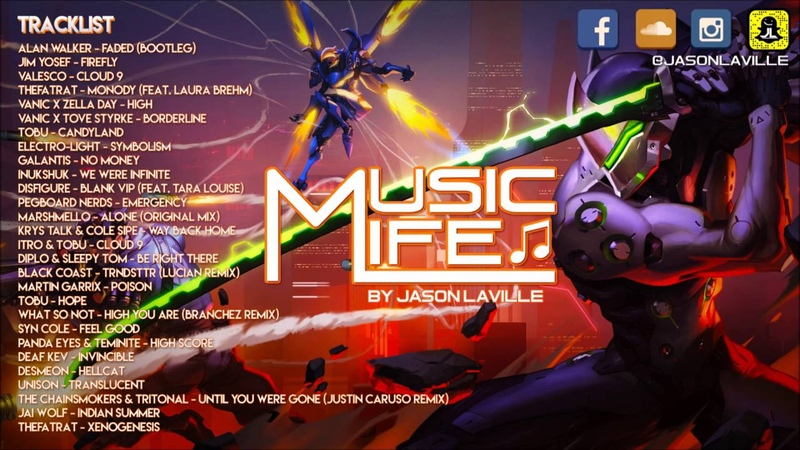 Best Gaming Music 2016   Dubstep, Electro, House, EDM   For CS:GO, Overwatch, Agar.io, Slither.io