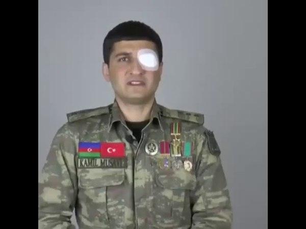 Герой Азербайджана осудил телеканалы: «У нас оккупировали шоу-бизнес или Карабах?»