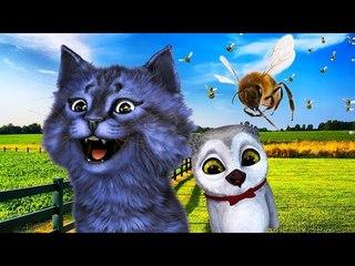 СТИВ и ЕГО ПЧЁЛЫ! / СИМУЛЯТОР ПЧЕЛОВОДА в РОБЛОКС / Bee Swarm Simulator ROBLOX