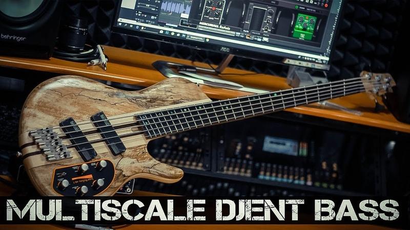 Multiscale Djent Bass - CORT A5 PLUS