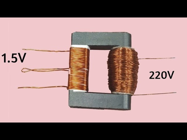 1.5v to 220v inverter