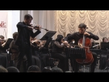 Брамс.Концерт для скрипки и виолончели