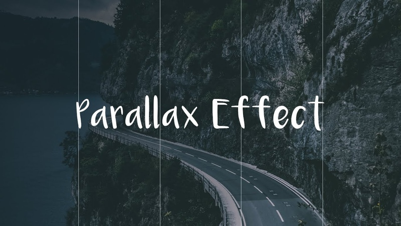 Pure CSS Parallax Scrolling | No JavaScript | HTML CSS
