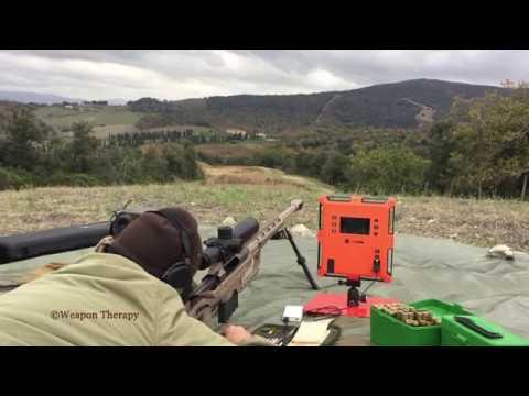 2 Km Extreme Long Range Shooting - Victrix Armaments TORMENTUM 375 CHEYTAC